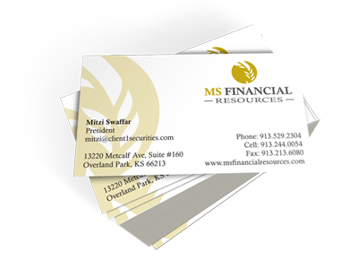 MS Financial Cards