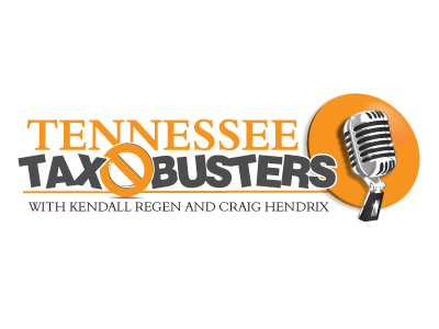 Tennessee Tax Busters Logo
